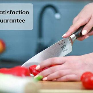 Kokkekniv fra Koi Artisn hos Viken Ide Hafjell